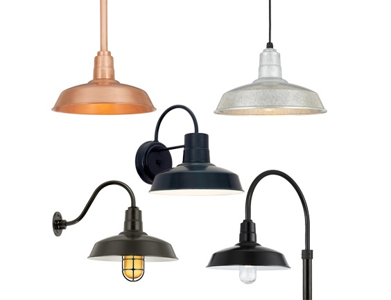 The Unmistakable Classic Warehouse Shade Complements Interior And Exterior  Décors Alike.