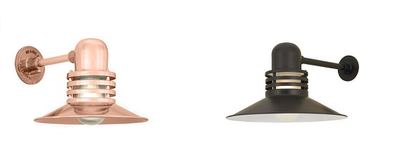 The Mars Collection Wall Light