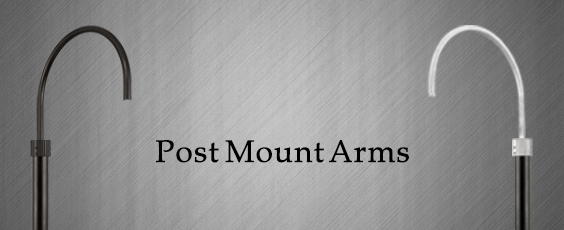 Post Mount Arms