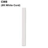 White Cord/Over 8ft Standard Length Thumbnail