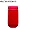 Duo Red Glass Thumbnail