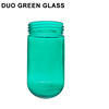 Duo Green Glass Thumbnail