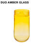 Duo Amber Glass Thumbnail