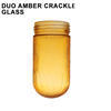 Duo Amber Crackle Thumbnail