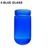 4 Blue Glass Thumbnail