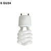 6-GU24 Twist Lock Bi-Pin Fluorescent & LED socket Thumbnail