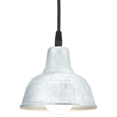 Mini Cord-Hung Ceiling Light
