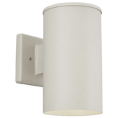 Solid Top Wall Light