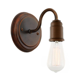 H-DC Antique Wall Light