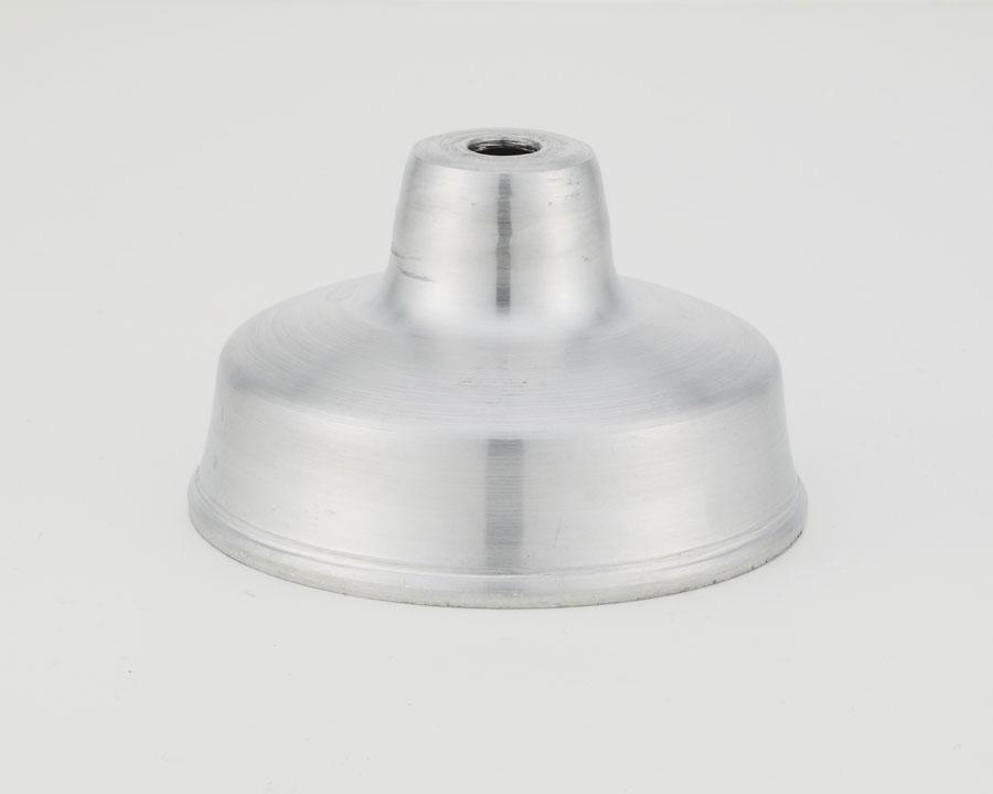 102 (Raw Aluminum) Raw Aluminum Interior Finish, Exterior Rated