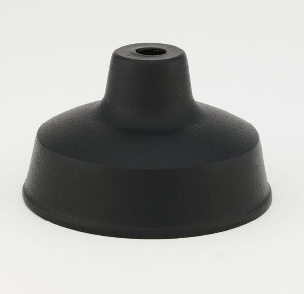 BK01 (Black Texture) White Interior Finish, Exterior Rated