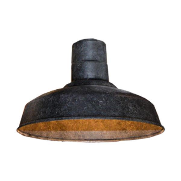150 (Aged Iron) Aged Iron Interior Finish, Exterior Rated