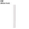 Standard 8ft White Cloth Cord Thumbnail