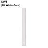 White Cord/Over 8ft Standard Length Thumbnail