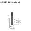 Direct Burial Pole Thumbnail