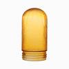 Amber Crackle Glass Thumbnail