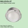 9W LED 850 LUMENS Thumbnail