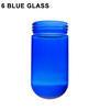 6 Blue Glass Thumbnail