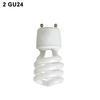 2-GU24 Twist Lock Bi-Pin Fluorescent & LED socket Thumbnail
