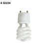 4-GU24 Twist Lock Bi-Pin Fluorescent & LED socket Thumbnail