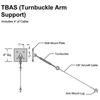 Turnbuckle Arm Support Thumbnail