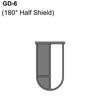 180° Half Shield Thumbnail