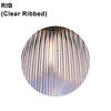 Clear Ribbed Acrylic Thumbnail