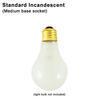 4-Standard Incandescent Medium Base E26 Socket Thumbnail
