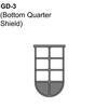 Bottom Quarter Shield Guard Thumbnail