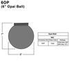 Small Opal Ball Thumbnail