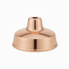 Polished Copper - Shade Satin Copper Interior - Dry Rated Thumbnail