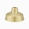 Satin Brass - Shade Inside and Out - Dry Rated Thumbnail