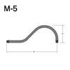 """M-5, 8"""" Mini Gooseneck Thumbnail"""