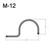 """M-12, 8"""" Mini Gooseneck Thumbnail"""