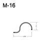 """M-16, 5"""" Mini Gooseneck Thumbnail"""