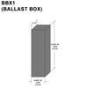 120 or 277 Volt Ballast Box Thumbnail