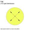 T-5 Light Distribution, 360 Degrees full Illumination Thumbnail