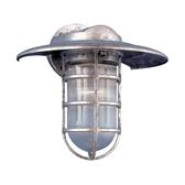 The Hatted Saucer Vapor Jar Wall Bracket