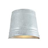 The Classic Bucket Wall Light