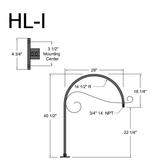 HL-I Gooseneck Arm