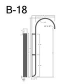 B-18 Gooseneck Arm