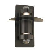 Extended Hatted Atlas Wall Light