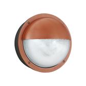 Shielded Open Wall Light