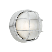 Large Classic Cage Wall Light