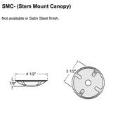 Stem Mount Canopy