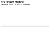 Smooth Flat Lens