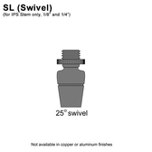 Stem Swivel