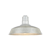 The Classic Warehouse Shade Ceiling Fan Kit