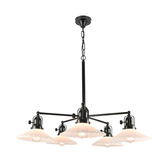 5 Light Antique Chandelier